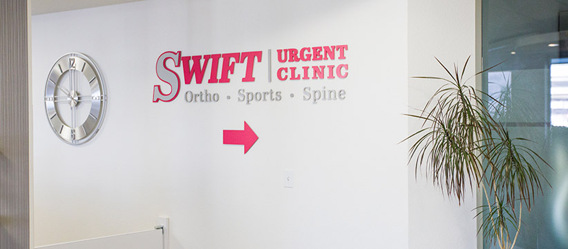Swift Urgent Clinic in Sparks and Reno Nevada